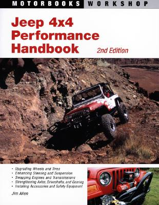 Jeep 4x4 Performance Handbook By Allen, Jim