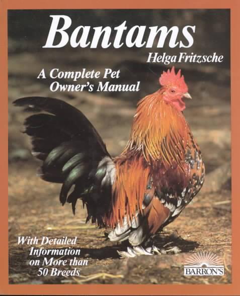 Bantams By Fritzsche, Helga